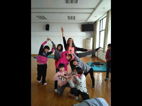 Hangzhou School for the Deaf (China) - Introduction 2016