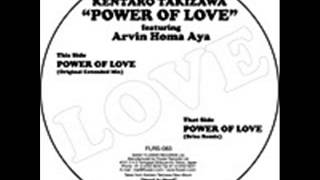 Kentaro Takizawa feat. Arvin Homa Aya - Power Of Love