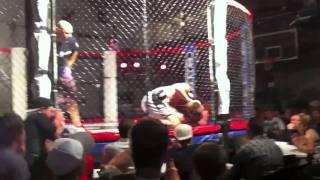 Declan O'Connell vs Louie Kumbalek Round 1