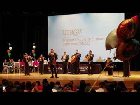 Mariachi Sol Azteca de McAllen, TX - UTRGV Fine Arts Auditorium