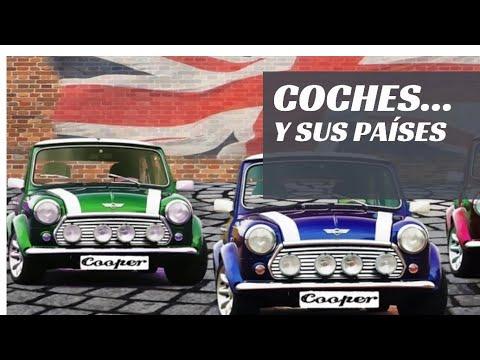 Los coches que mejor representan a sus países