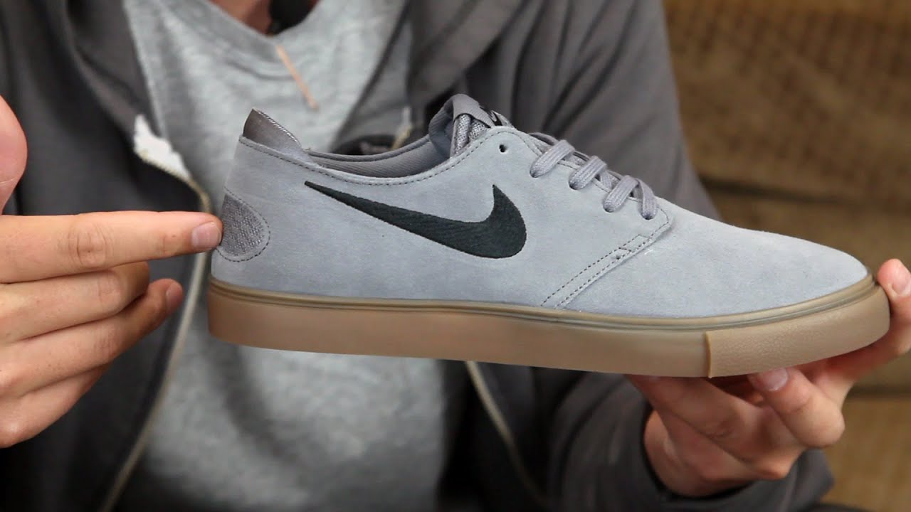 Nike SB Zoom One Shot Skate Shoes Review