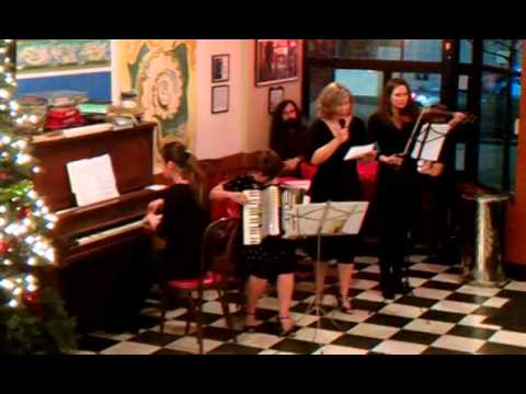 Quinta at Caffe Mediterraneum 2-15-14: El Choclo