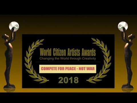 World Citizen Artists 'Compete for Peace   Not War' Awards