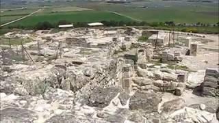 מסלול טיול בתל יוקנעם         Tel Yokneam