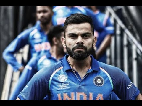 In Graphics: Virat Kohli's reaction after India's win against Australia in 1st T20