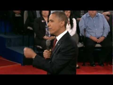 Highlights: Barack Obama and Mitt Romney