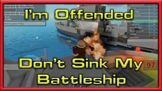 Roblox You Sunk My Battleship ! NOOB!