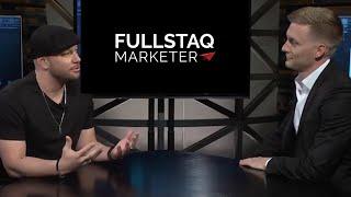 Gambar cover Fullstaq Marketer  - Keala Kanae with Mark Lack [Business Rockstars]