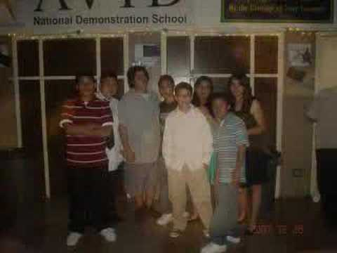 Grandview Middle School class of 07'