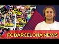 Piqué quiere un Periscope con Sergio Ramos! | Denis Suárez vendrá al Barça | BARCA NEWS
