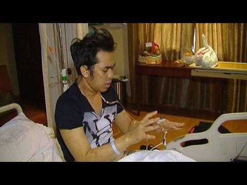 Olga Tetap Ibadah Meski Sakit - Intens 26 April 2014