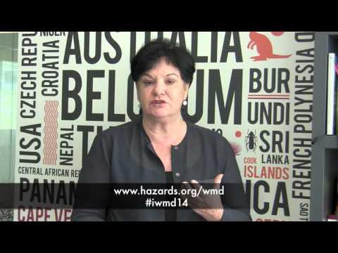 Message Sharan Burrow for April 28 2014