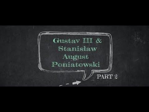 King loses his virginity - Gustav III & Stanisław August Poniatowski, part 2 (eng subtitles)