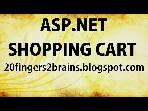 Part 11 : ASP.NET C# Live Shopping Cart Project Training Video