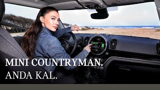 MINI Countryman x Burcu Özberk : Anda Kal.