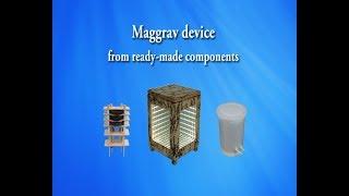 Power test magrav Testing Completed