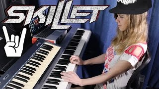 Skillet - Comatose ( keyboard cover)