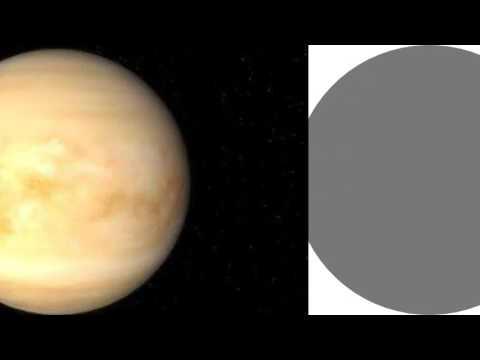 7 hành tinh trong hệ mặt trời full hd