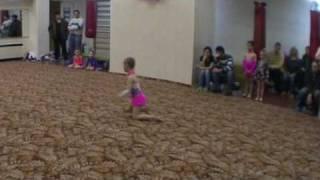 Художня гімнастика без предмета. Іграшка