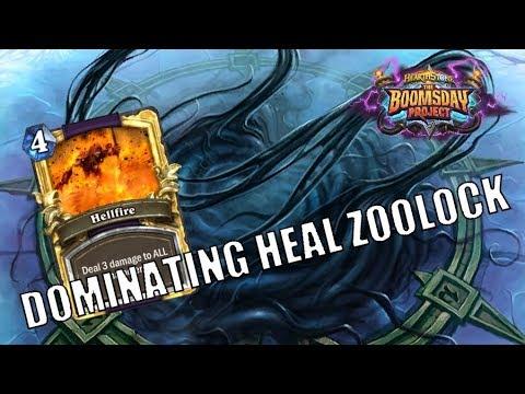 Dominating ZooLock | Boomsday Control Warlock