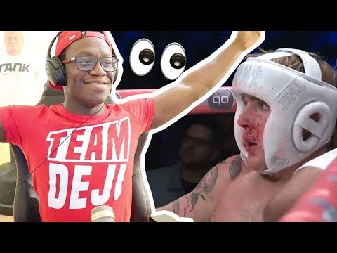 What I Was Thinking At The KSI vs Logan Paul Fight..