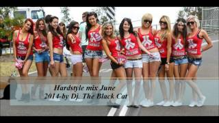 Hardstyle Mix June 2014-by Dj. The Black Cat