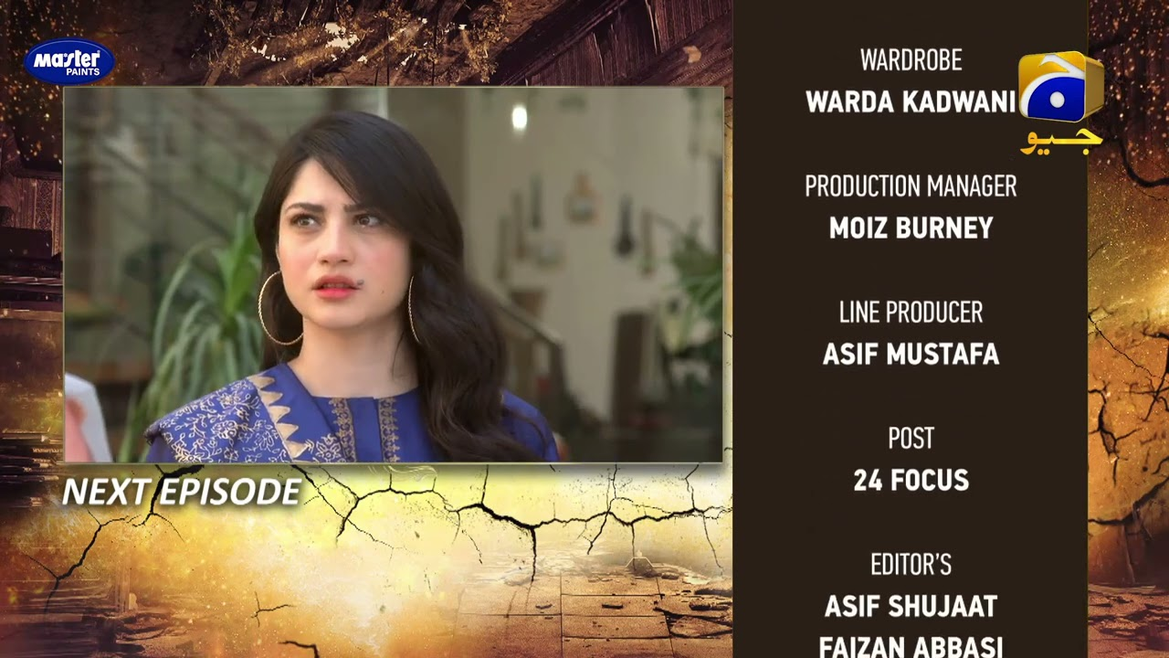 Qayamat - Episode 36 Teaser - Digitally Presented by Master Paints - 5th May 2021 | Har Pal Geo
