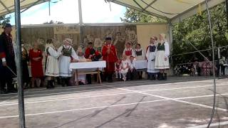 Wesele sieradzkie przyśpiewki - folklor portal wiano.eu