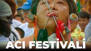 Phuket Adasında Acı Çekme Festivali - Coşkun Aral Anlatıyor