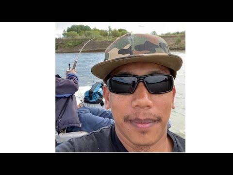 Fishing At TWO RIVER RV PARK In Manteca California
