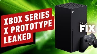 Xbox Series X Prototype Leaks Revealing Ports - IGN Daily Fix