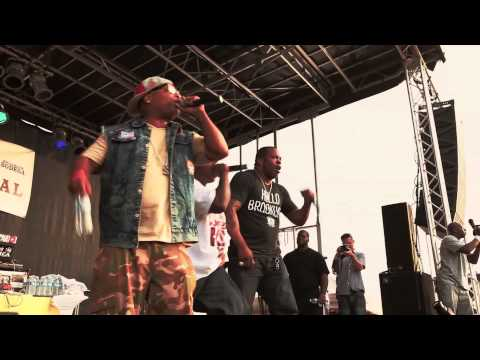 Busta Rhymes & M.O.P. || Ante Up || BHF 2012 [OFFICIAL VIDEO]