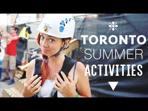 Top Things to Do in Toronto This Summer!