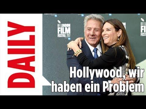 Sex-Skandal Hollywood: 1985 soll Hoffmann 17-jährige bedrängt haben  - BILD Daily vom 02.11.017