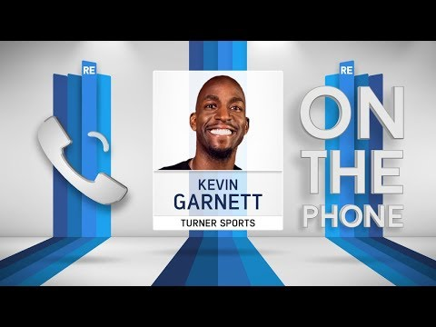 "Kevin Garnett Talks His New TNT Segment ""Area 21"" & More w/Rich Eisen 