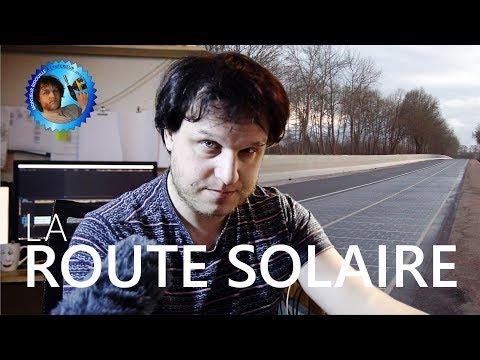La route solaire : une bonne idée ? - HS - Monsieur Bidouille