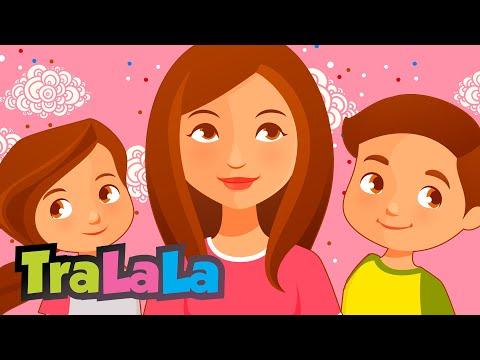 Mama  - Cântece de primăvară pentru copii   TraLaLa