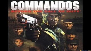 Commandos: Beyond the Call of Duty gameplay (PC Game, 1999)