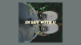 i'm in love with you (lyrics) // finn 'in luv with u'