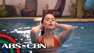 Jessy Mendiola, na-challenge sa kanyang bikini-scene sa iWant movie na 'Mga Mata Sa Dilim'   UKG