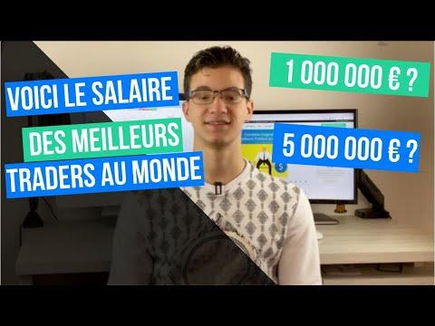 Voici Le Salaire Des Meilleurs traders Au Monde ! [Révélations]