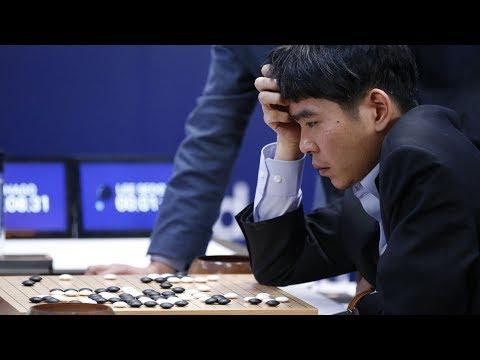 Lee Sedol vs AlphaGo  Move 37 reactions and analysis