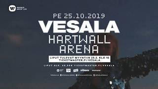 Vesala - Hartwall Arena 25.10.2019 - Teaser