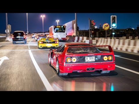 Aaron and friends go drifting in the Middle East!