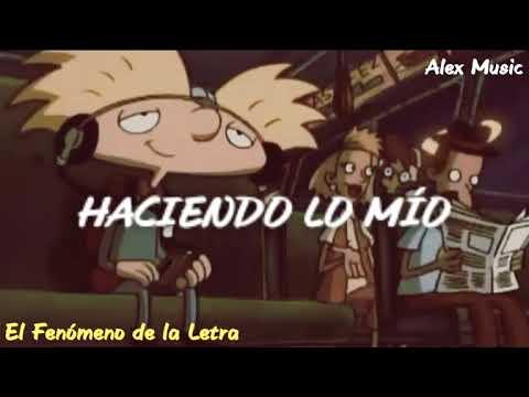 """""""Haciendo Lo Mío"""" - El Fenómeno de la Letra (Alex Music/El Salvador/Rap)"""