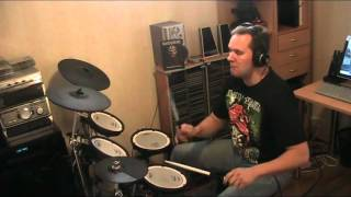 Iron Maiden - The Man Of Sorrows Drum Cover