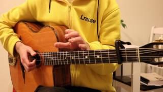 La Vie en rose (Daniela Andrade) – Guitar lesson