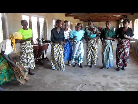 Malawi Women Dancing - MalawiMade Sewing Group