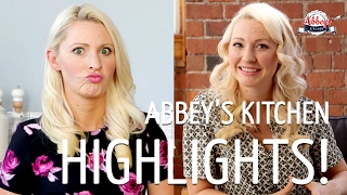 ABBEY'S KITCHEN Highlights | Get to Know ABBEY Sharp | Top Healthy Recipes and Nutrition Tips